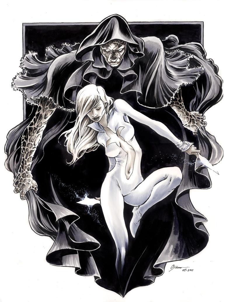 Marvels Cloak Dagger Tweezine