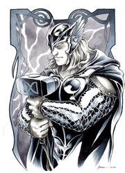 Thor 1 by DanielGovar