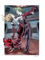 Joker Dance by DanielGovar