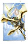 Messoria - Yellow Reaper