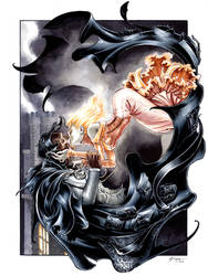 Cloak and Dagger Steampunk