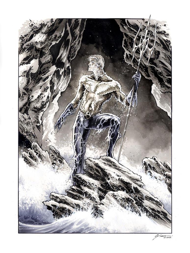 Aquaman 4 by DanielGovar