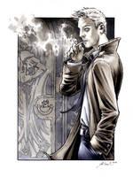 John Constantine by DanielGovar
