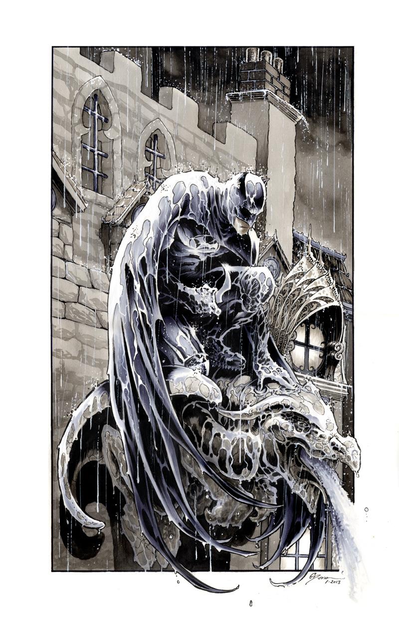 Batman 5 by DanielGovar