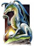 Blue Green Dragon