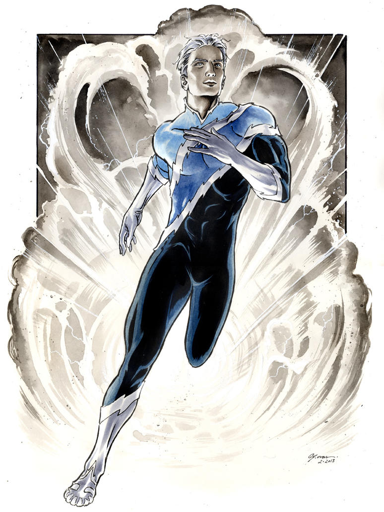 Quicksilver by DanielGovar