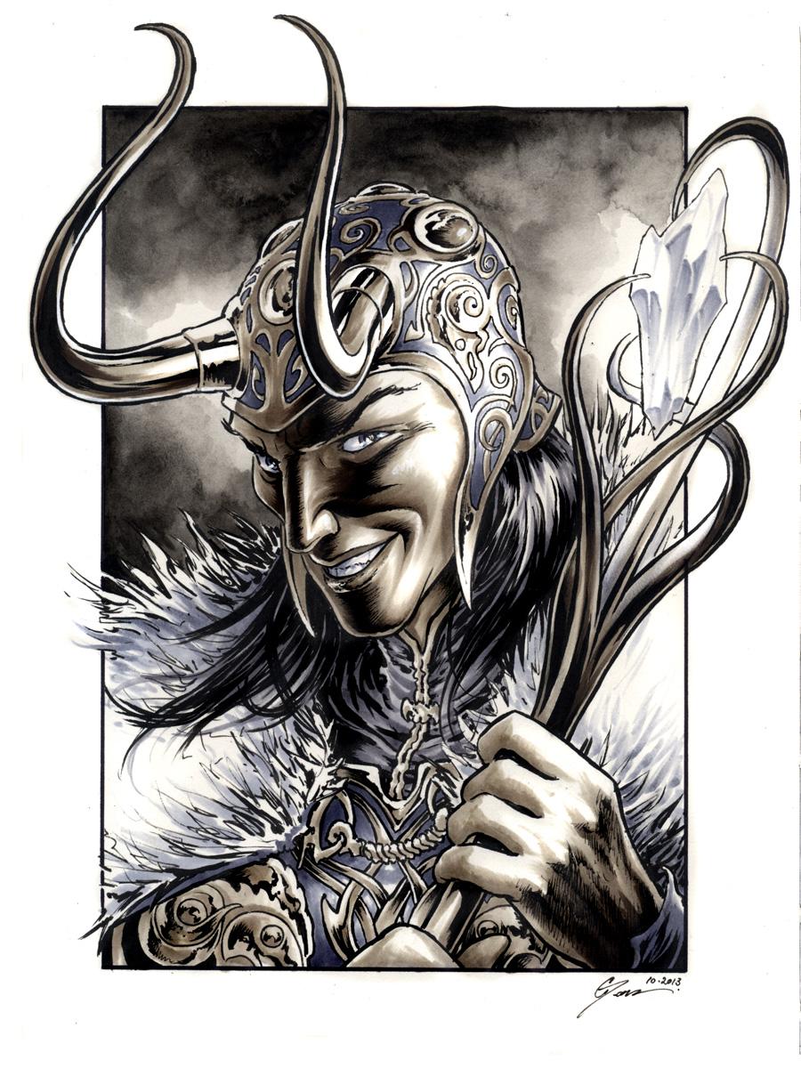 Loki 4 by DanielGovar