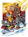 Colossus and Magik