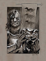 Sandor Clegane by DanielGovar