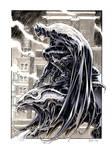 Batman Rain 8