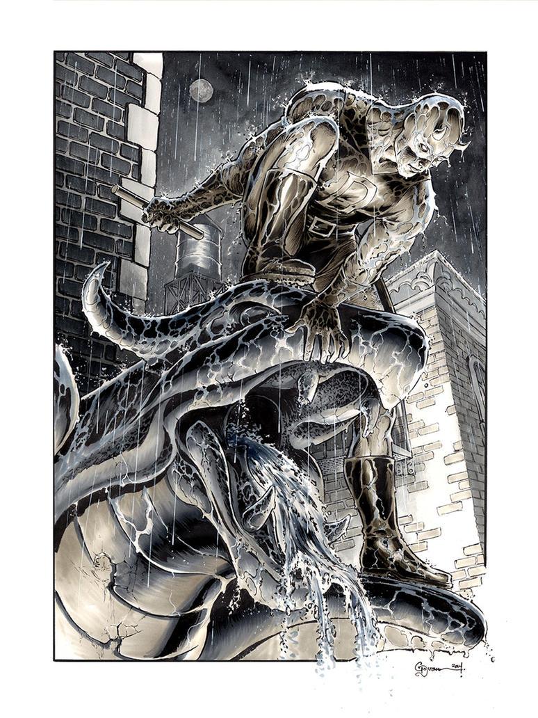 Daredevil 3 by DanielGovar