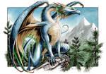 Northern Blue Dragon
