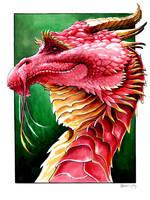 Red Dragon 2 by DanielGovar
