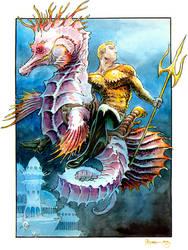 Aquaman by DanielGovar