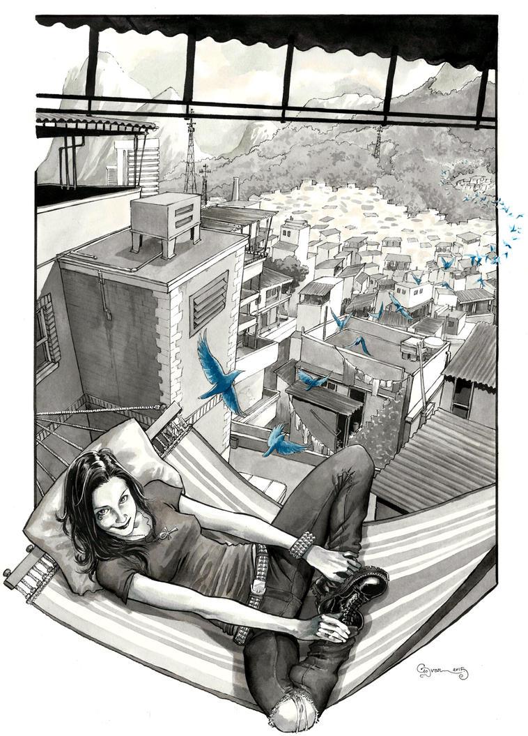 Death 2015 by DanielGovar