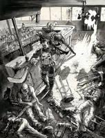 Punisher 4 by DanielGovar