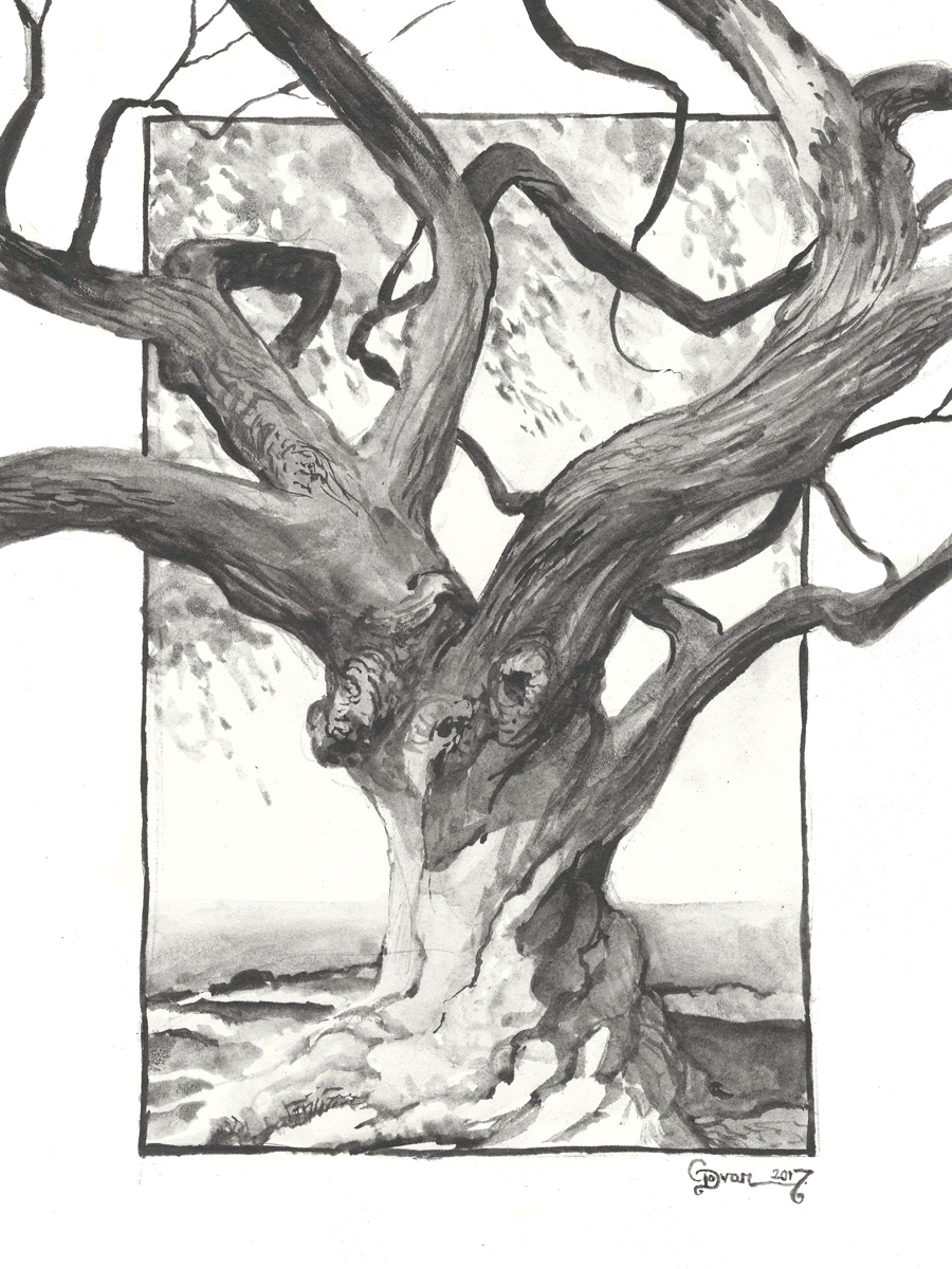 2017 02 06 Daily Sketch by DanielGovar