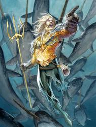 Lord of Oceans by DanielGovar