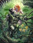 Ivy and Batman