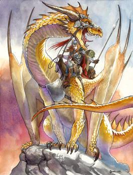 Dragonlance Laurana 1