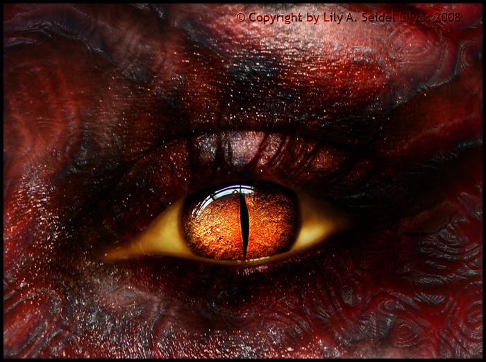 Devil's Eye by Lilyas