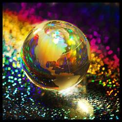 Rainbow Globe