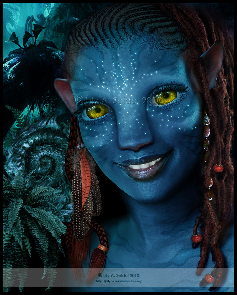 Avatar 2 Travel To Pandora: Sylwanin V.3 By Lilyas On DeviantArt