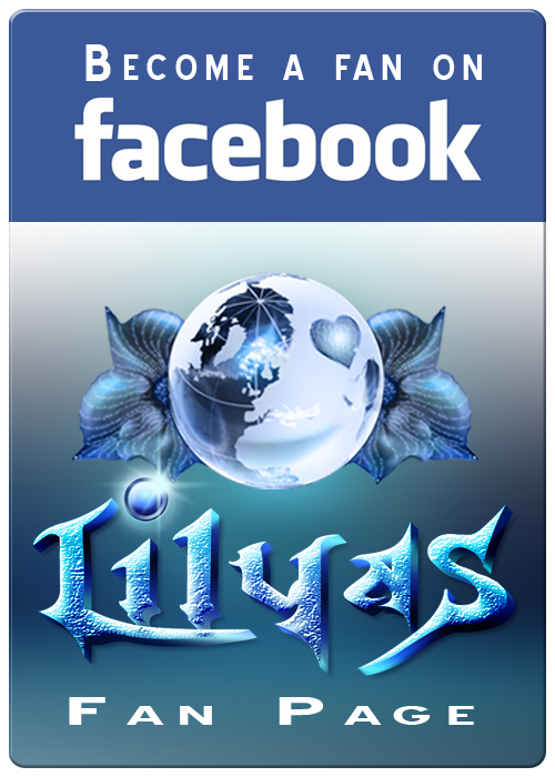 Become a Fan on Facebook by Lilyas
