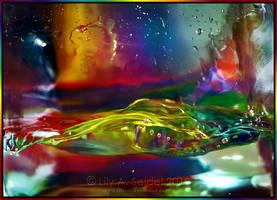 Rainbow Fluid by Lilyas