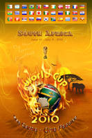 FIFA World Cup 2010 by Lilyas