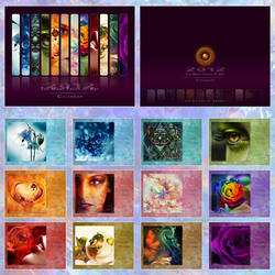 The.Many.Faces.of.Art CALENDAR by Lilyas