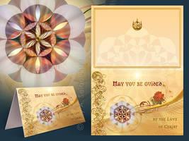 Wedding Card by Lilyas