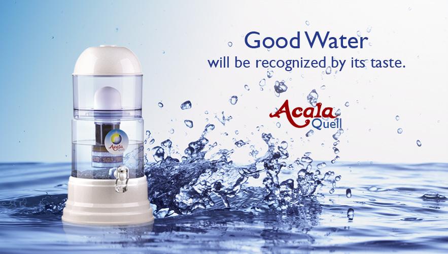 Acala Wasserfilter by Lilyas
