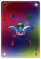 Joker CARD by Lilyas