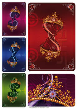 The Queen CARDS