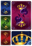 The King CARDS