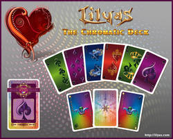 The Chromatic Deck - Order NOW
