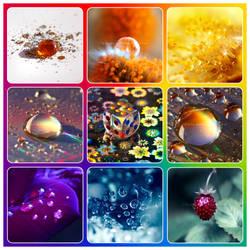 Plexi Glass Prints by Lilyas