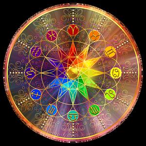 Zodiac - Sticker