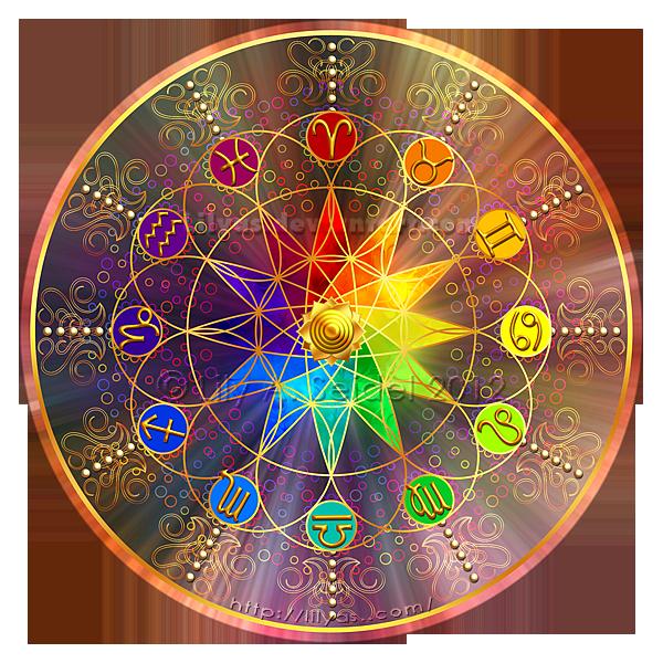 Zodiac - Sticker by Lilyas