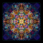 Sense of Delight Mandala