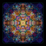 Sense of Delight Mandala