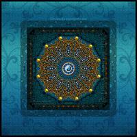 Yin Yang Mandala by Lilyas