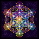 Fruit of Life - Metatron's Cube II