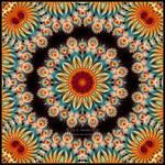 Summer - Mandala