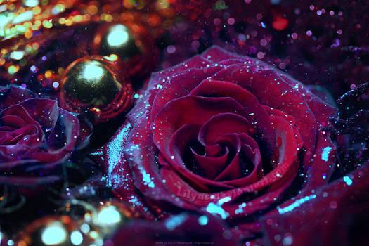 Glitter Rose - Unlimited STOCK