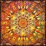 Autumn Mandala by Lilyas