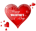 Happy Valentine's Day - Heart