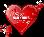 Happy Valentine's Day - Heart by Lilyas