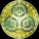 Crop Circle Ammersee 2014 - Sticker Version
